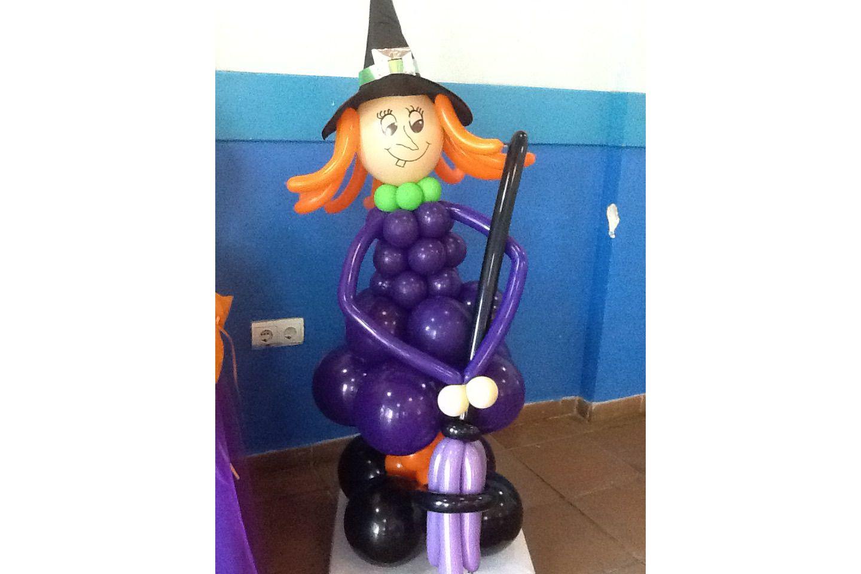 Globos personalizados Halloween