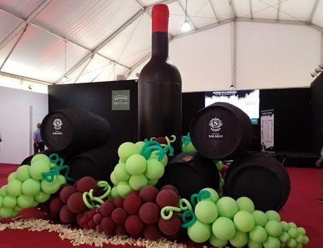 tavola dulce globos eventos corporativos