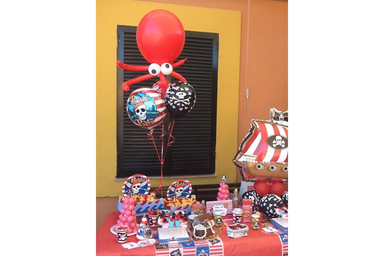 Candy bar para fiestas temáticas